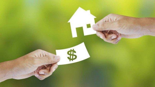 venda de casa - imagem de troca de casa por dinheiro
